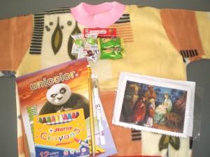 The Christmas Gift '09